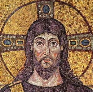 christ mosaic