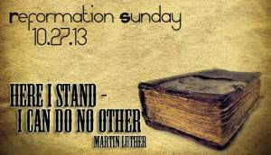 reformation.sunday.13