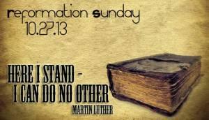 reformation.sunday.13